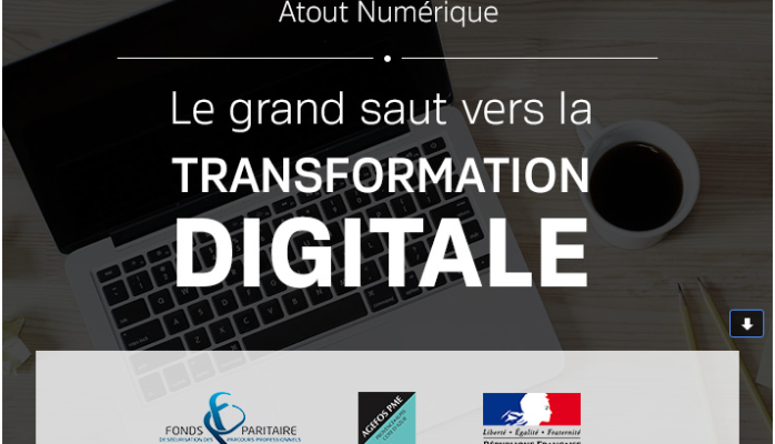 Formation transition digitale