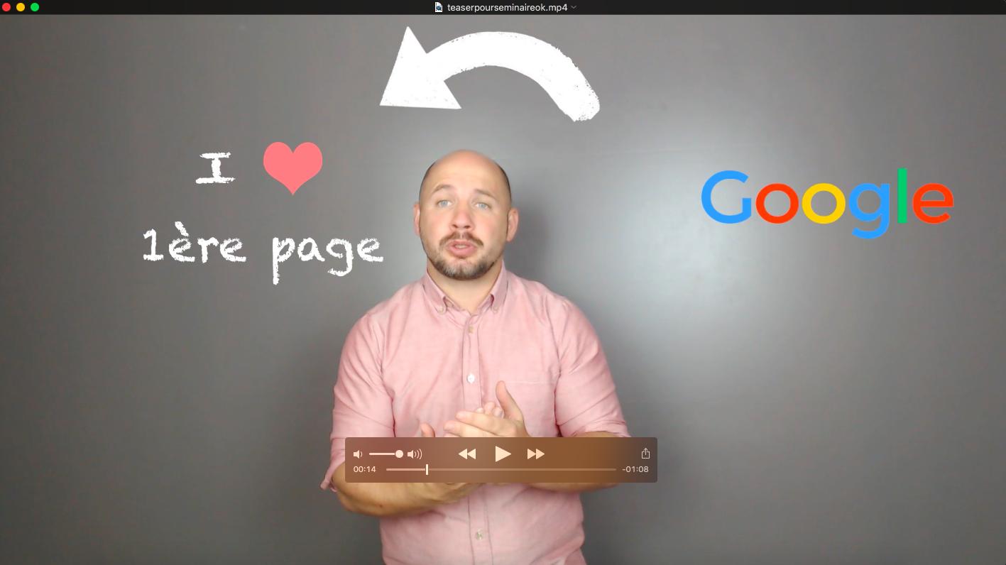 Elearning : apprendre à gagner en visibilité sur google