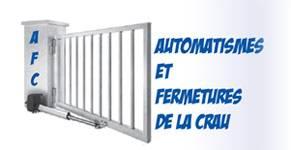 AUTOMATISMES ET FERMETURES DE LA CRAU